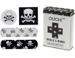 Skull Bandages