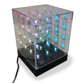 Cube de lumières