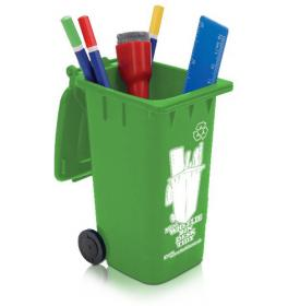 Crayon Trash Can