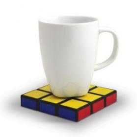 Rubik's Coasters