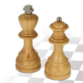 Chess Salt & Pepper