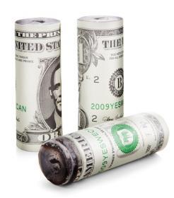 Allume-feux dollars