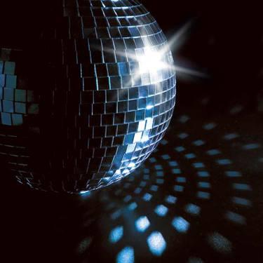 Boule Disco Design Le Dindon