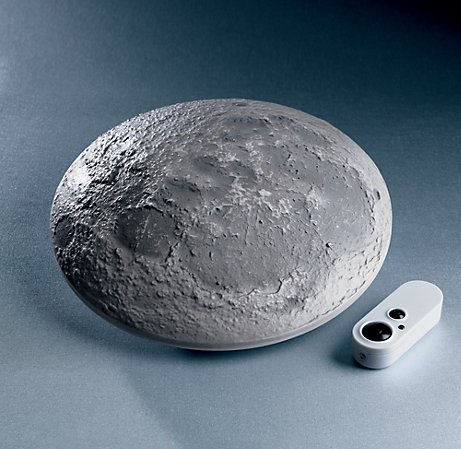 Moon Lamp Science Nature Le Dindon