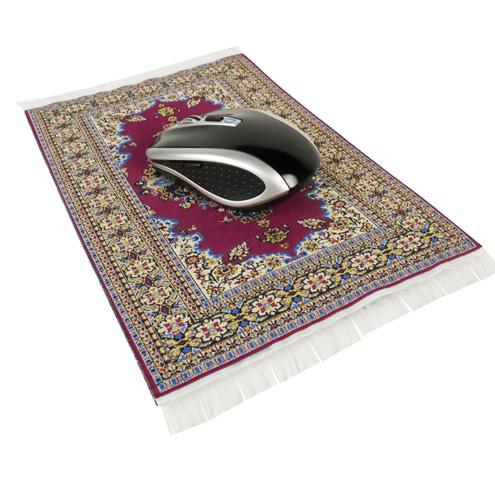 tapis oriental de souris gadgets fun le dindon. Black Bedroom Furniture Sets. Home Design Ideas