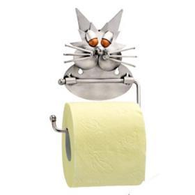 Le chat - Dérouleur papier toilette Hinz & Kunst