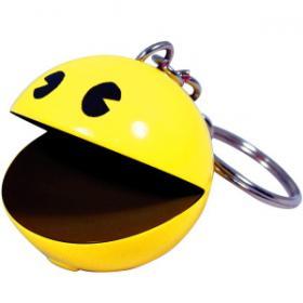 Pac-man Keychain