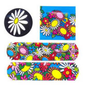 Flower Power Bandages
