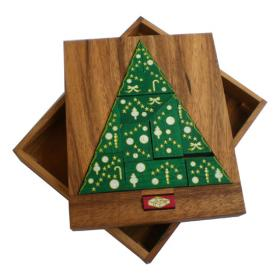 Casse-tête Sapin de Noël
