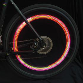 Bike illuminators