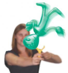 Alien Slingshot
