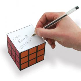 Rubik's Notes