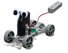 Robot détecteur de métaux