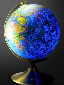 Earth & Sky Globe