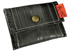 Bicycle tube Coin purse