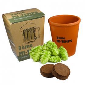 Mini-pot Houblon pour bière