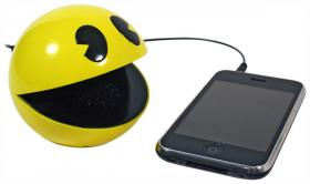 Haut-parleur Pac-Man