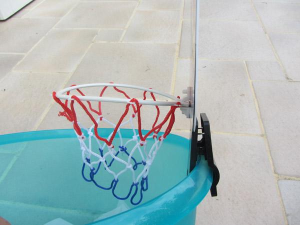 Trash ball gadgets fun le dindon - Basketball waste paper basket ...