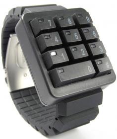 Montre clavier