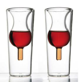 Liquor Glass Tubes