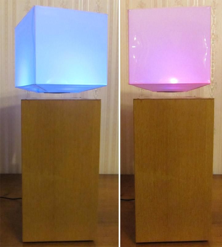 lampe en l vitation science nature le dindon. Black Bedroom Furniture Sets. Home Design Ideas