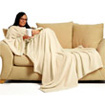 Sleeve blanket (cream)