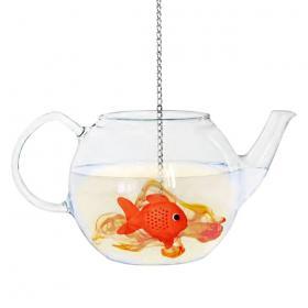 Poisson de thé