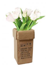 Ceramic vase carton