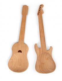 Guitares à salade