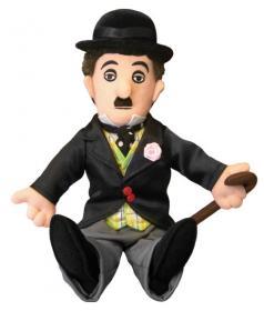 Charlie Chaplin puppet
