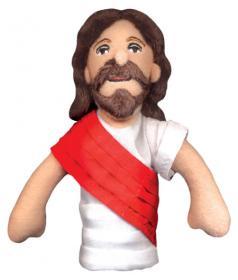 Mini poupée Jésus