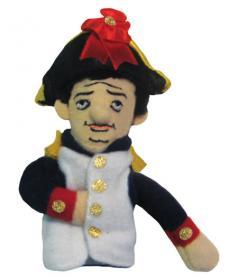 Napoleon puppet