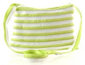 Sac Zip-It (vert & blanc)