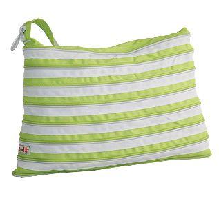 Sac Zip-It (vert & blanc) | Maison & Déco | Le Dindon