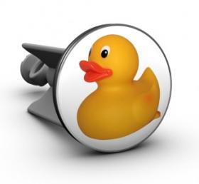 Duck Sink plug