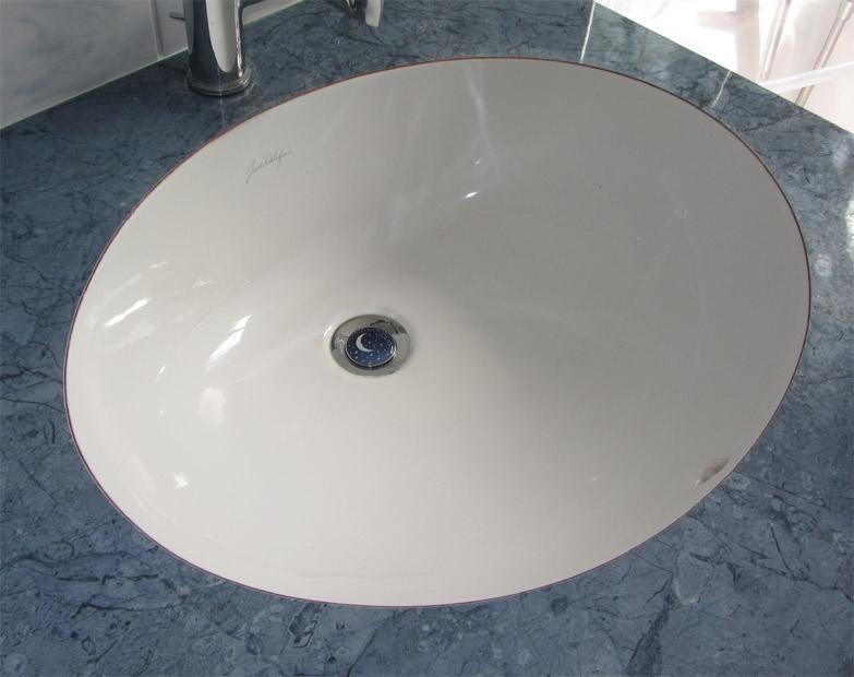 bouchon de lavabo lune phosphorescente design le dindon. Black Bedroom Furniture Sets. Home Design Ideas