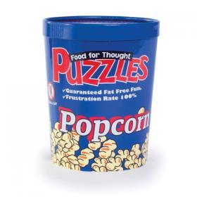 Puzzle Pop Corn