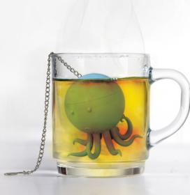 Pieuvre à thé