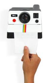 Dérouleur de papier toilette Polaroid