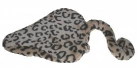 Leopard bike seat cover