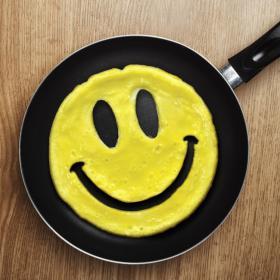 Omelette Smiley
