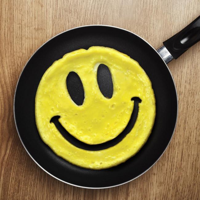 omelette smiley cuisine le dindon. Black Bedroom Furniture Sets. Home Design Ideas