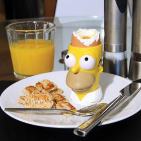 Homer Simpson Eggcup