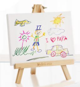 Little artiste