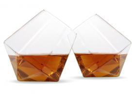 2 glasses Diamond