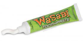 Wasabi Toothpaste