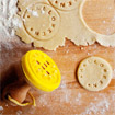 Tampon � biscuits personnalisable