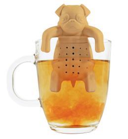 Pissing dog Tea infuser
