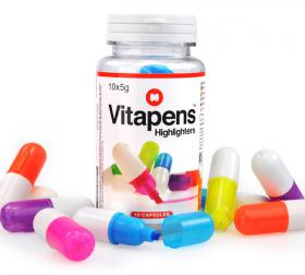 Surligneurs Pilules