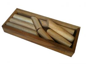 Puzzle Sticks in a box